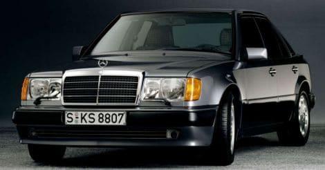 Mercedes Benz 50E