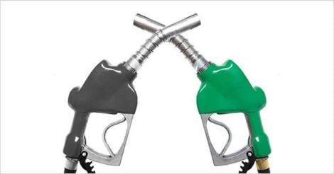 Petrol v/s Diesel