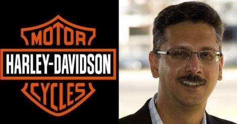 Vikram Pawah - Harley Davidson India Managing Director