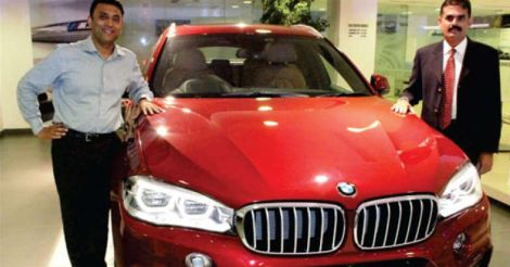 BMW X6 Launched