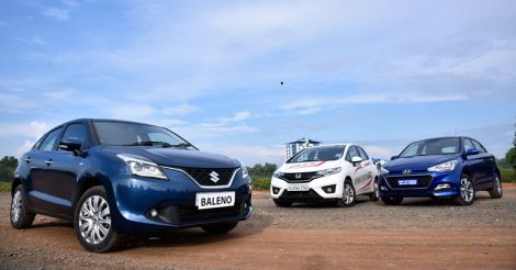 baleno-jazz-i20-comparison