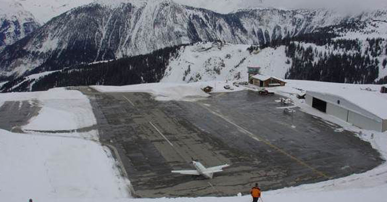 courchevel-International-Airport-in-France