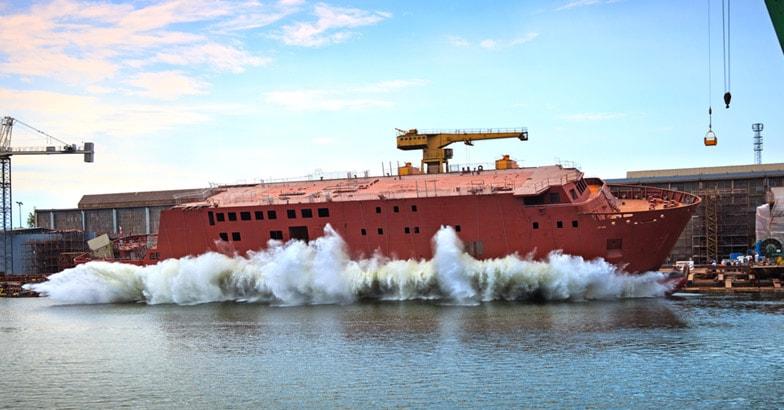 ship-launch