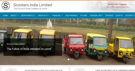 scooters-india-ltd