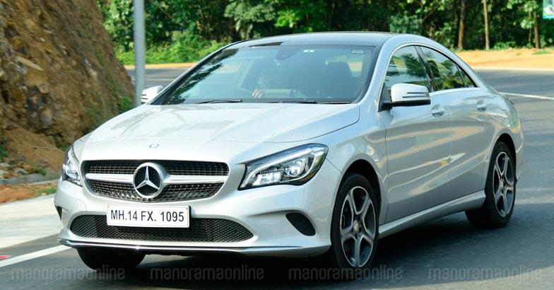 Mercedes Benz CLA 200 D Sport