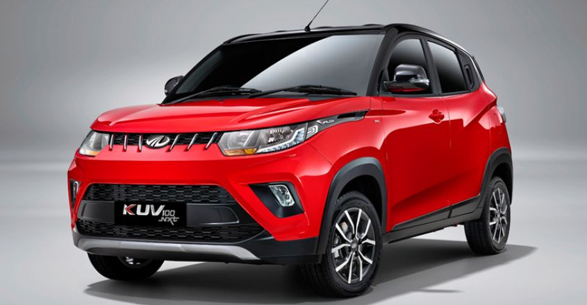 Mahindra KUV 100