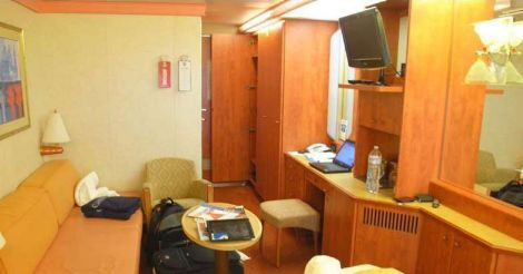 carnival glory state room