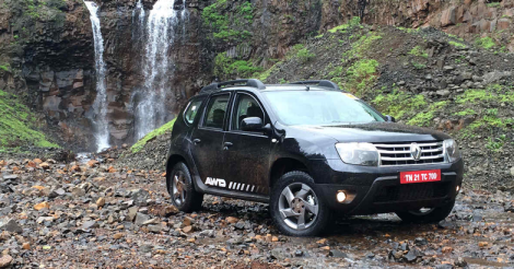 Duster AWD
