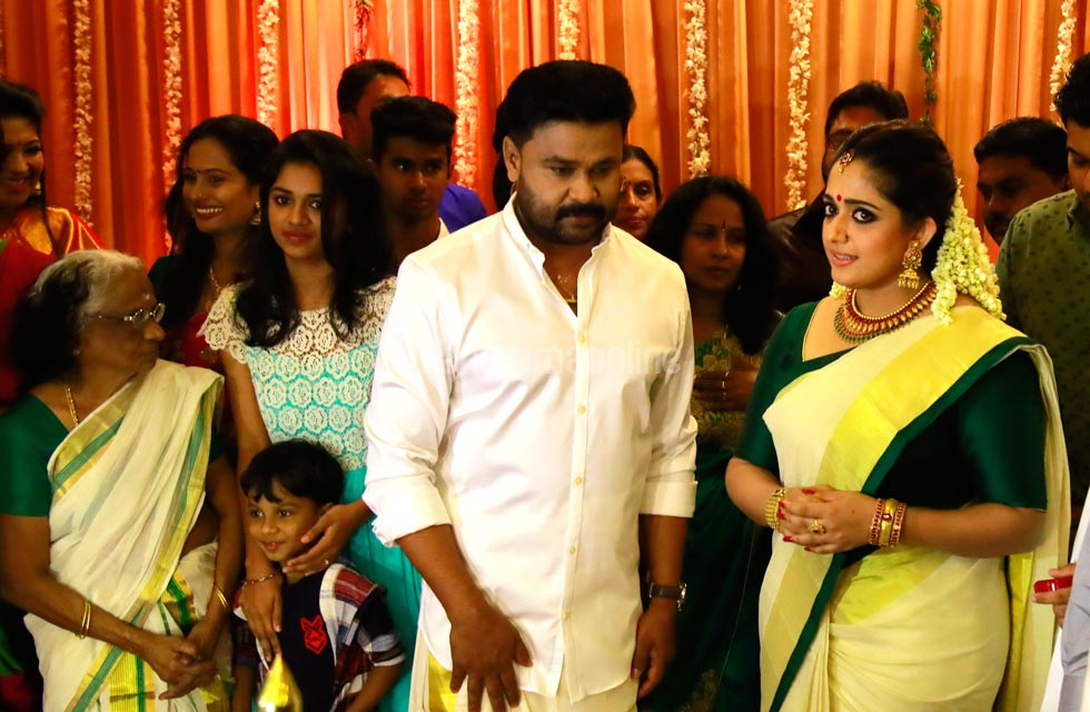 Dileep Kavya Wedding Photos