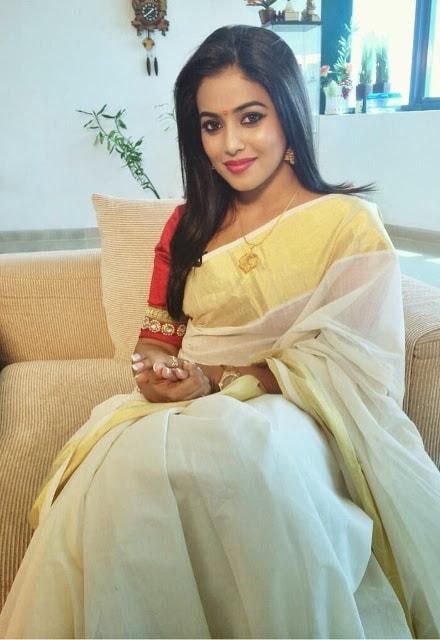 Something also Kerala girls saree