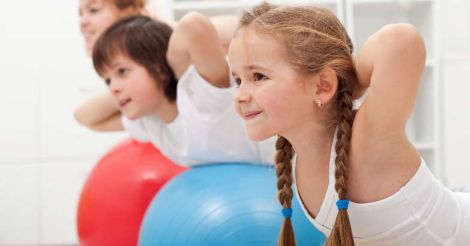 children-gym