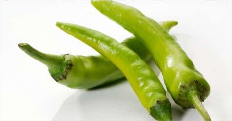 green-chillies