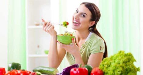 vegetables-eating