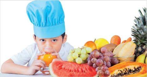 child-food