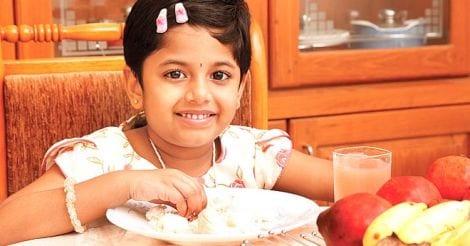 breakfast-children