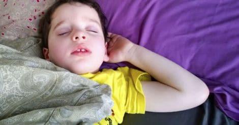 snoring-child