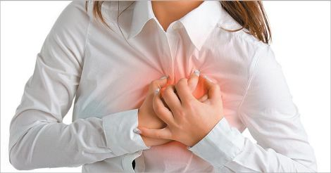 chest-pain-gastrouble
