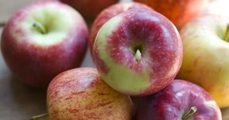 health benefits apple