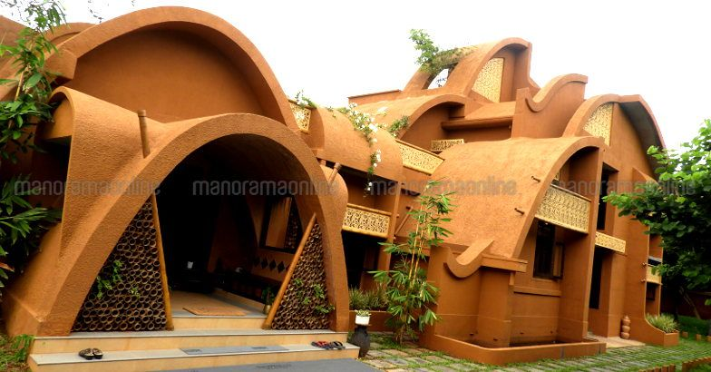 Sidhartha mud house trivandrum