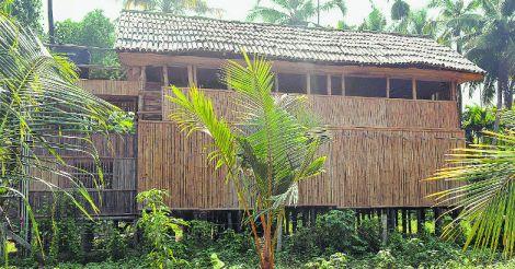 Palazhi-Bamboo-House-Roof