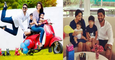 allu-arjun-family