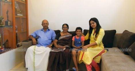 gayathri-family