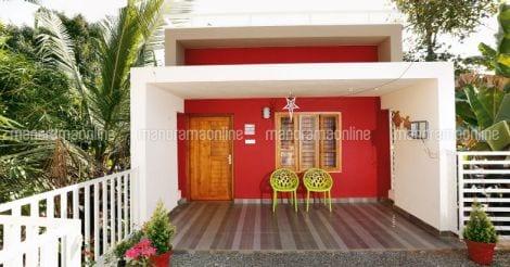 26 lakh house