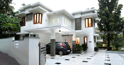 budget-house-kakkodi-exterior