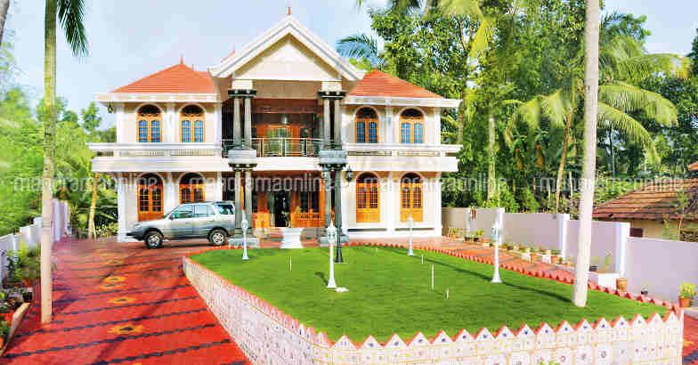 നാലുകെട്ടിന്റെ നന്മമുഖം | Nalukettu | Traditional House ...