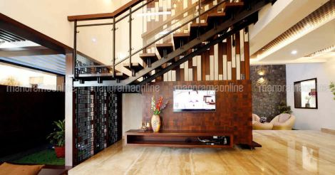 kottakal-house-stair