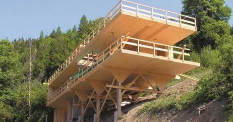 Cross-Laminated-Timber