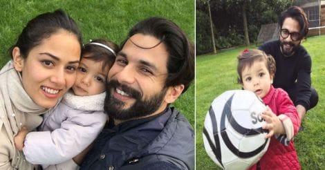 shahid-family