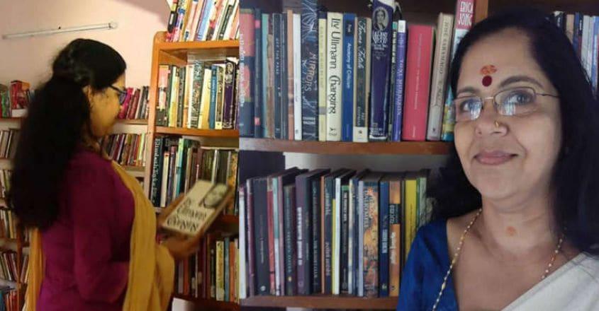 saradakutti-library