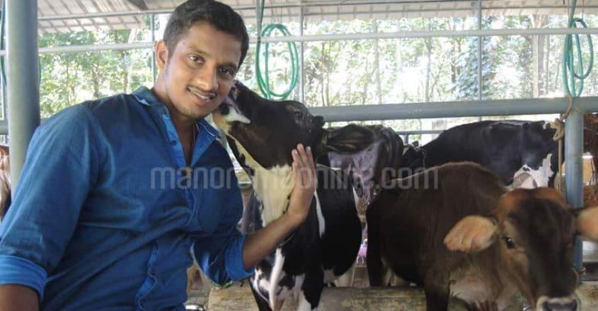 josemon-in-dairy-farm