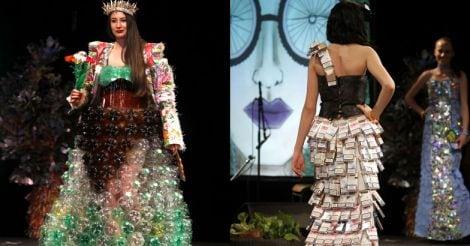 Trash Fashion Show