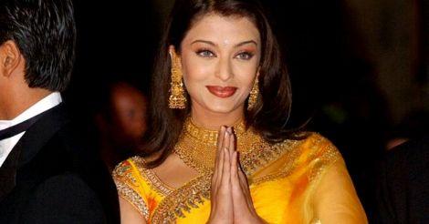Aiswarya Rai in 2002 Cannes