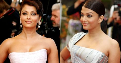 Aiswarya Rai in 2009 Cannes