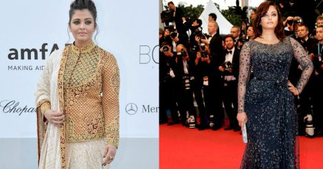Aiswarya Rai in 2012 Cannes