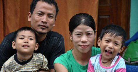 mary-kom-family