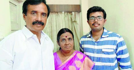 C. Raveendranath