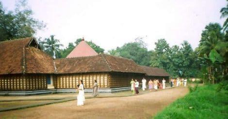 തൃക്കാക്കര ക്ഷേത്രം