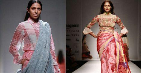 Diwali Sari
