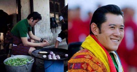 Jigme Wangchuck