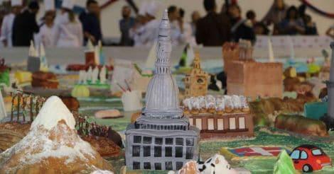 Largest cake
