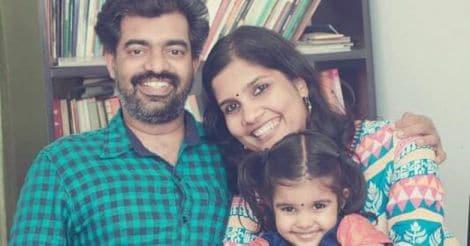 vinod-krishna-family