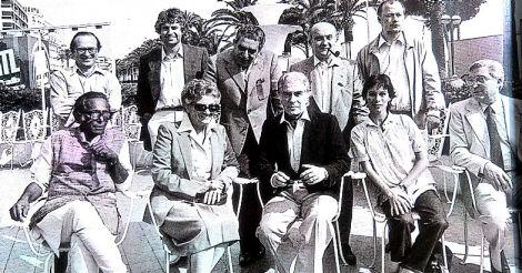 1982 Canes Jury