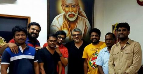 vedalam-team-ajith