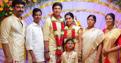 indrans-son-wedding