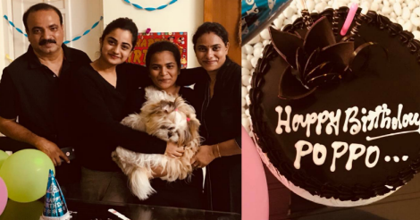 namitha-dog-birthday-1