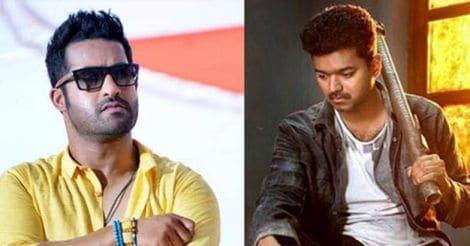 ndr and vijay